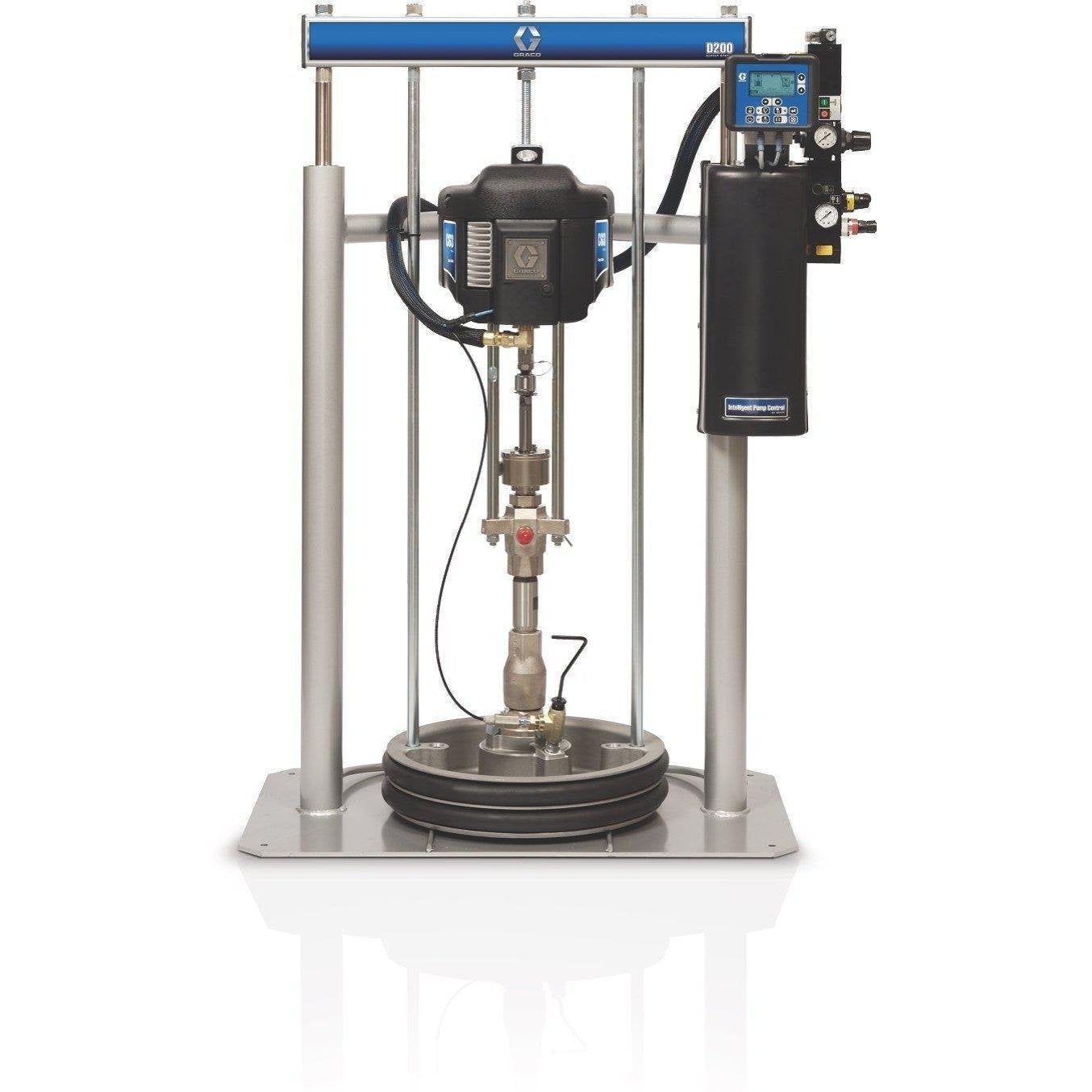 Graco 247980 Nxt™ Check-Mateâ® 63:1 Ram Grease Pump Package With Datatrak - Fireball Equipment Ltd.