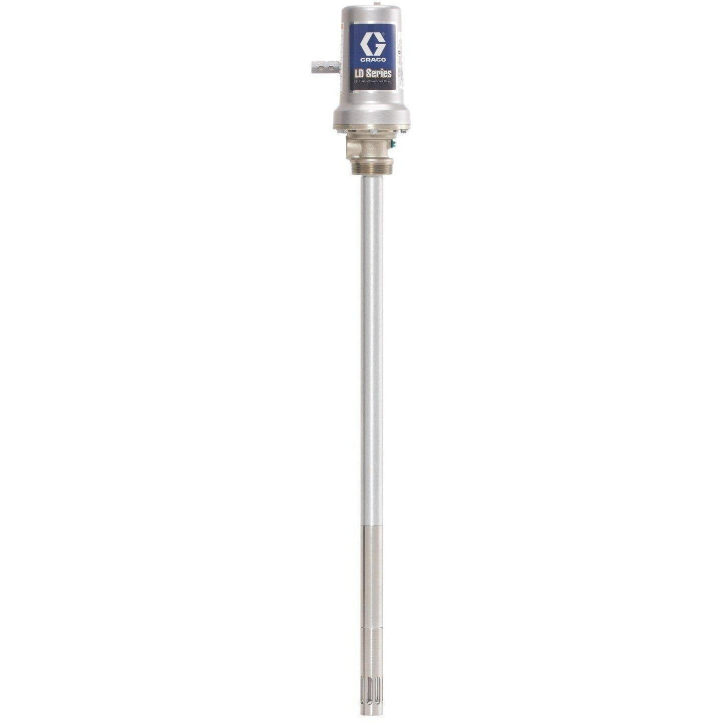 24G603-Graco 24G603 Ld Series 50:1 Pump For 120 Lb. Pail - Npt-Order-Online-Fireball-Equipment