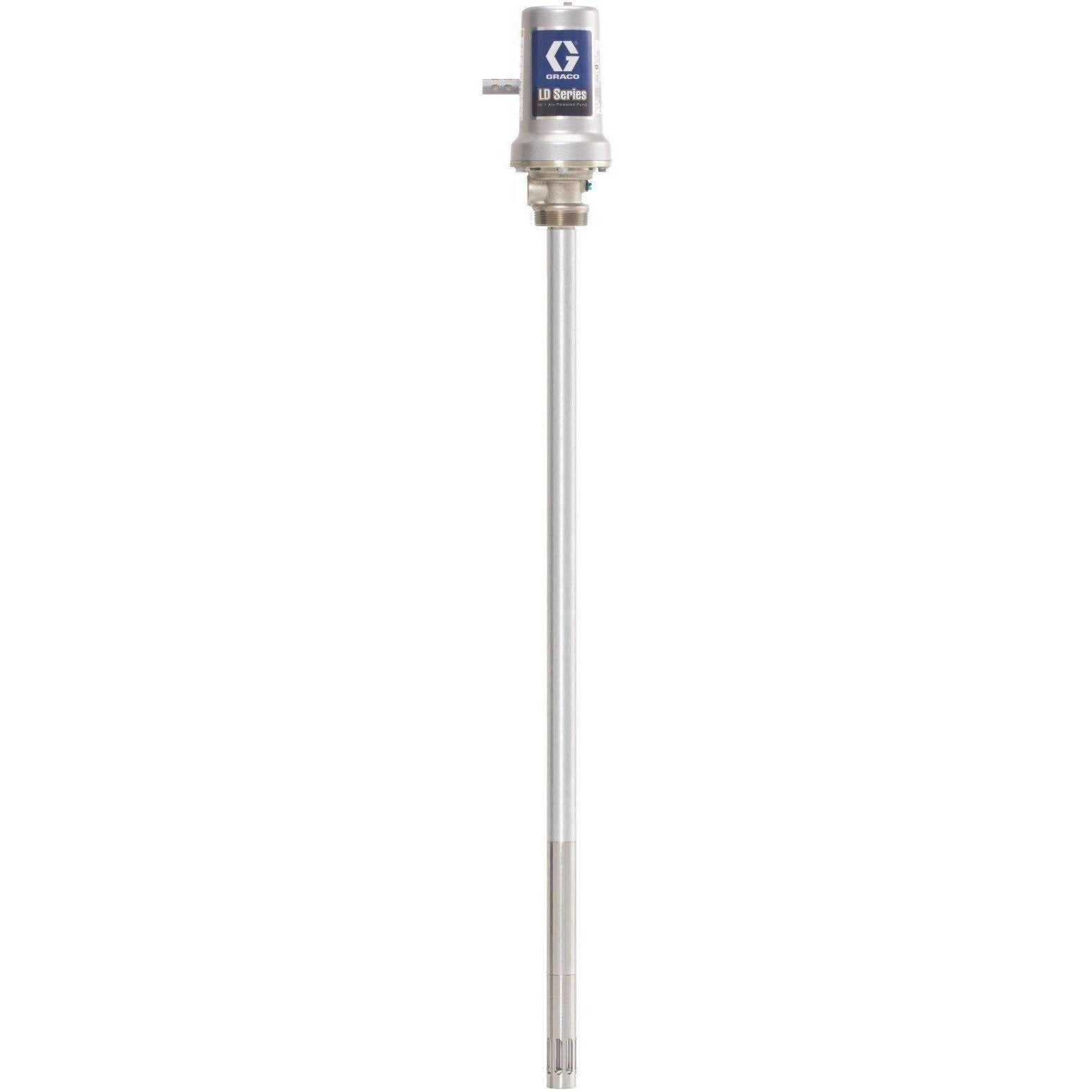 24G606-Graco 24G606 Ld Series 50:1 Pump For 400 Lb. Pail - Npt-Order-Online-Fireball-Equipment