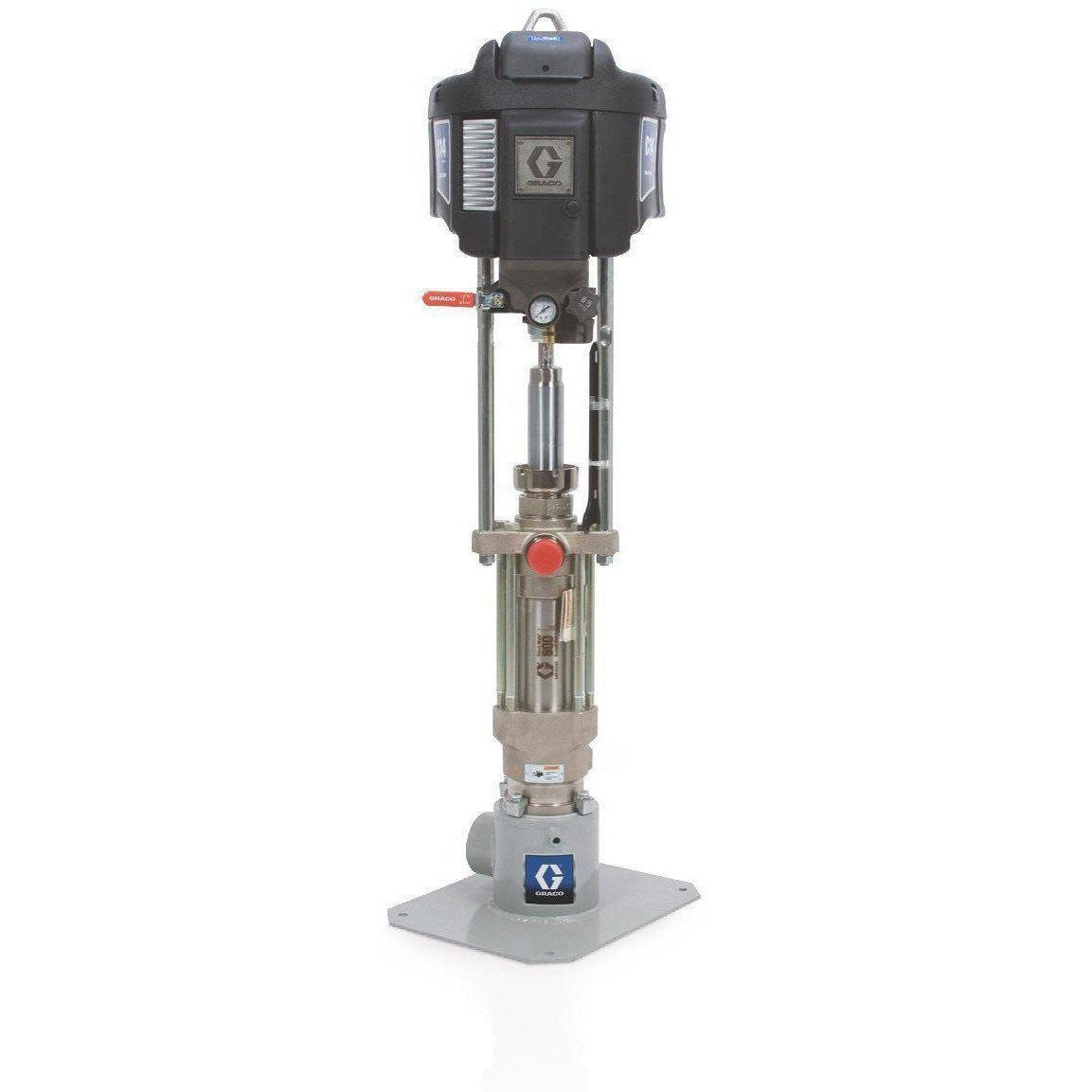 P63Dcs-Graco P63Dcs Nxt™ Check-Mateâ® Air-Powered 63:1 Grease Pump Without Datatrak-Order-Online-Fireball-Equipment