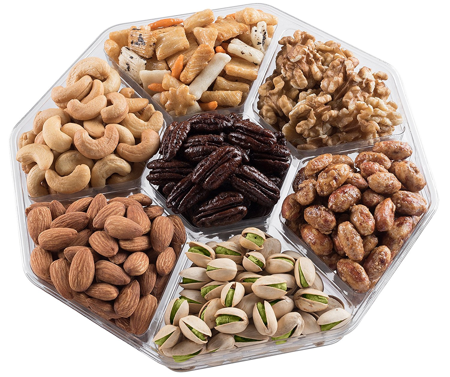 Jeffrey\'s Nuts Christmas, Holiday Nut Gift Basket for Men ...