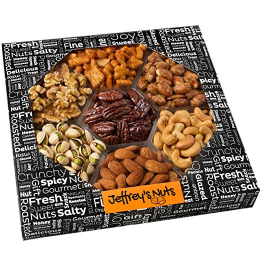 Jeffreyu0027s Nuts Christmas Holiday Nut Gift Basket for Men - Thanksgiving Baskets Variety Assortment ...  sc 1 st  Jeffreys Nuts TM & Jeffreyu0027s Nuts Christmas Holiday Nut Gift Basket for Men ...