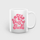 All Out of Fucks mug
