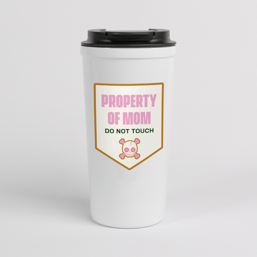 Property of Mom tumbler