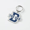 The Dad enamel keychain