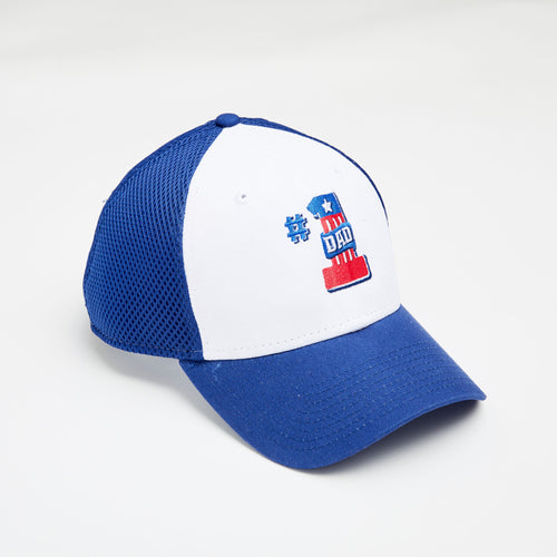 #1 Dad trucker hat