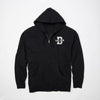 The Dad zipped hoodie