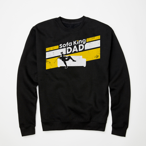 Sofa King Dad sweatshirt
