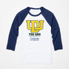Dad University baseball t-shirt