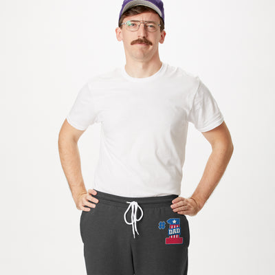 #1 Dad joggers