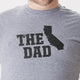 California Dad t-shirt