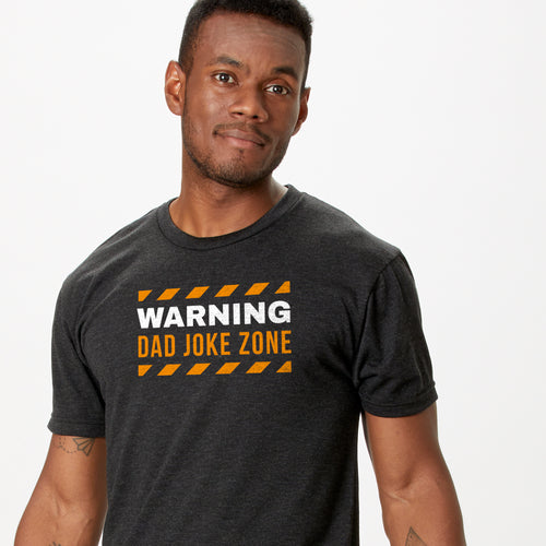 Dad Joke Zone t-shirt