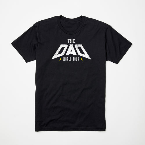 The Dad World Tour I t-shirt