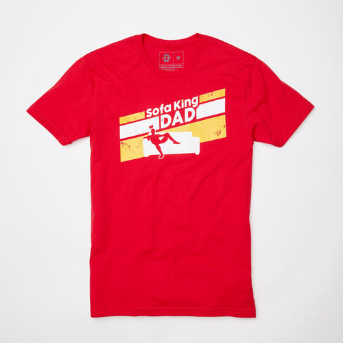 Sofa King Dad t-shirt