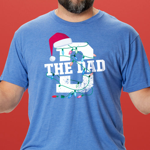 The Dad holiday logo t-shirt