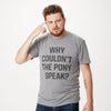 Dad Joke A Little Horse t-shirt