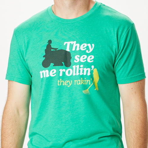 See Me Rollin' t-shirt