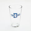The Dad pint glass