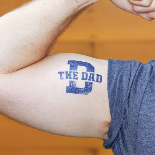 The Dad tattoo