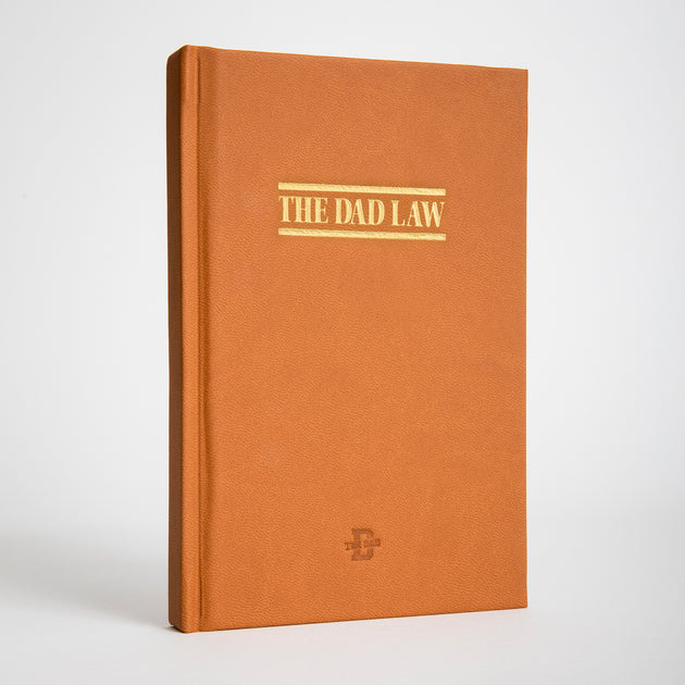 """Perfect Gift For Dad - """"The Dad Law"""" Book - Funny ..."""