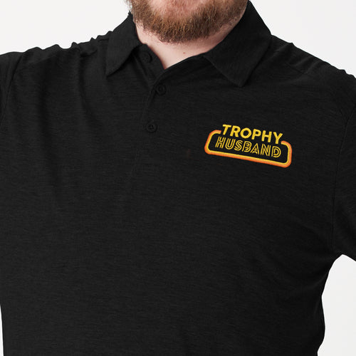 Trophy Husband polo