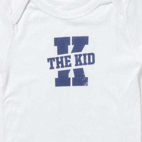 The Kid onesie