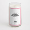 Mom's Essential Candle gift set