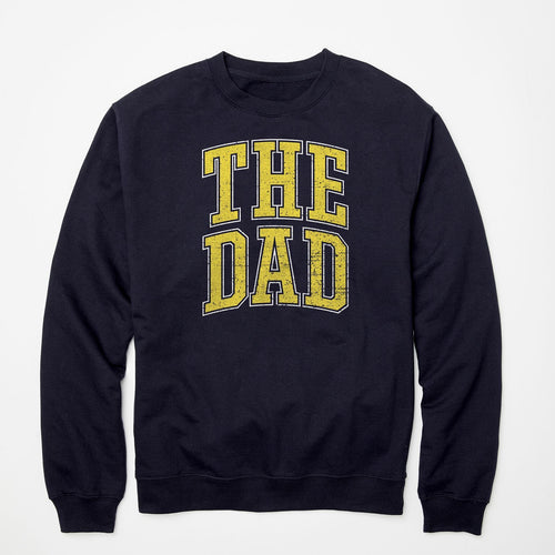The Dad Varsity sweatshirt