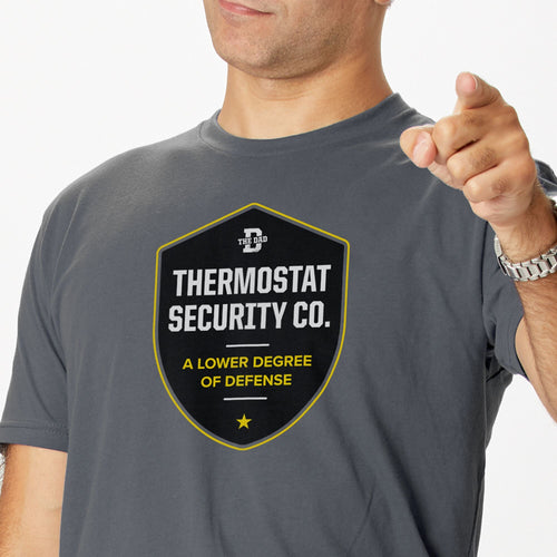 The Dad Thermostat Co. t-shirt