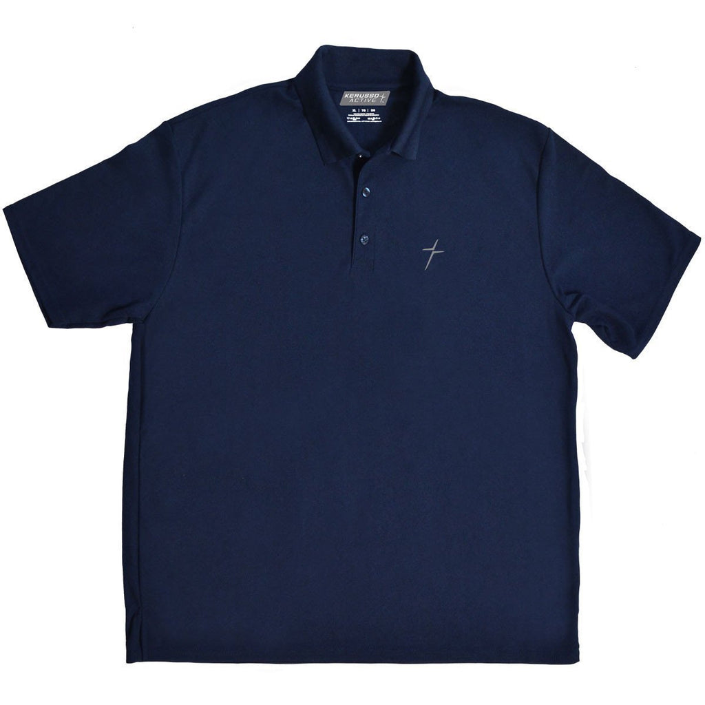 Kerusso ACTIVE® Cross Mens Polo ™