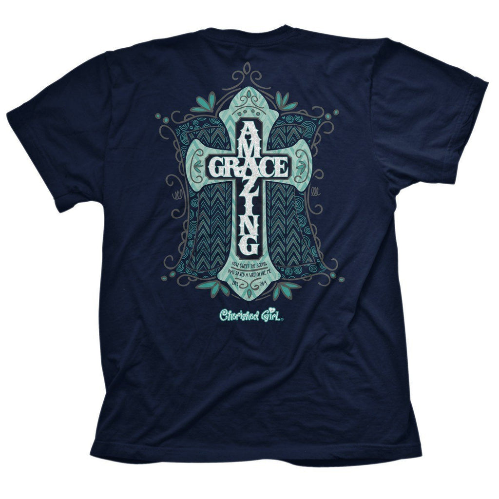 Amazing Grace Christian T-Shirt