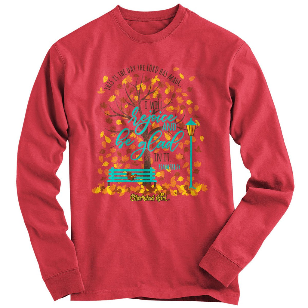 Cherished Girl® Adult Long-Sleeve T-Shirt - Bench