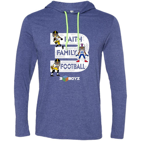 EBOYz - Hoodie T - Faith Family Football