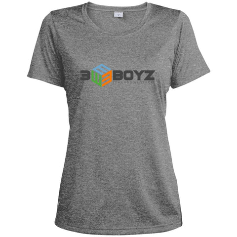 EBOYz - Ladies' Dri-Fit T-Shirt - Vintage Heather