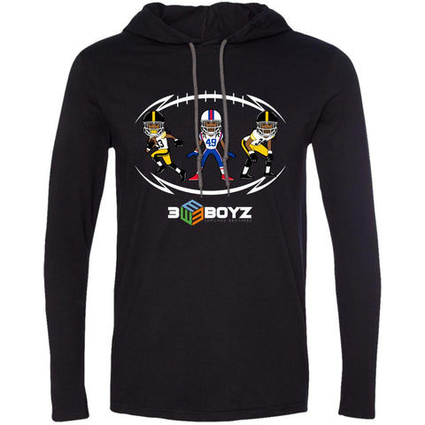 EBOYz - Hooded T - Animated
