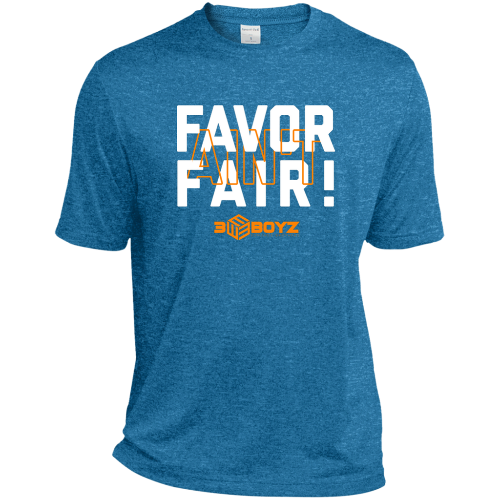 EBOYz - Dri-Fit T-Shirt - Favor Ain't Fair