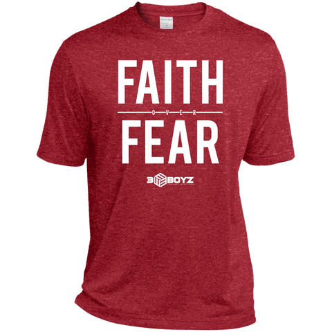 EBOYz - Dri-Fit T-Shirt - Faith Over Fear