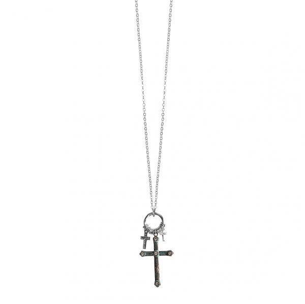 Mixed Crosses Women's Necklace
