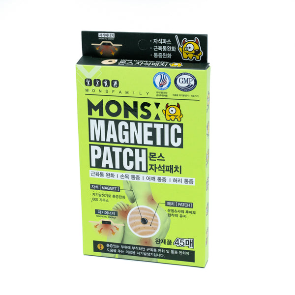 MONS Magnetic Patch 磁力貼