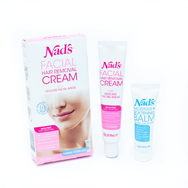 Nads Facial Hair Removal Cream面部脫毛霜