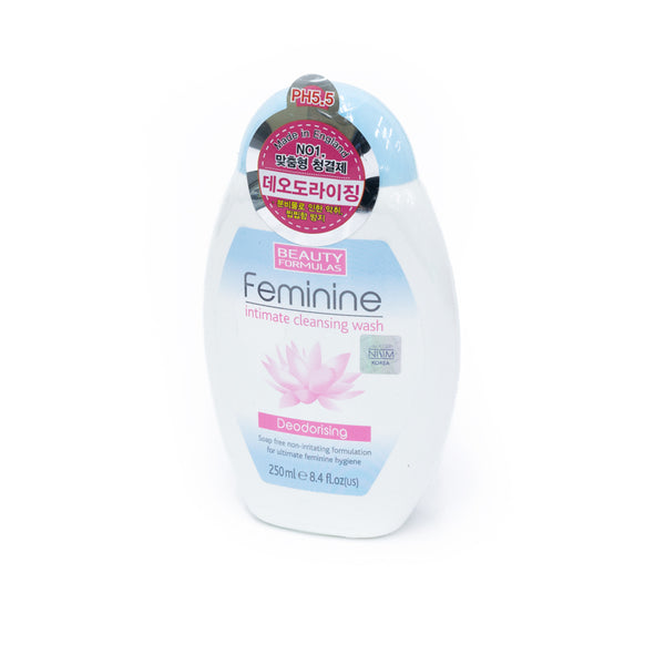 Beauty Formulas Feminine 女性私密處清洗液
