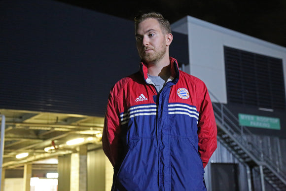 Bayern Munich 00/01 Training Jacket