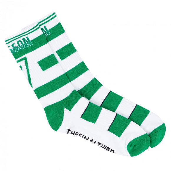 Celtic 97/99 Home - Larsson Socks