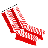 Denmark 86 Home Socks