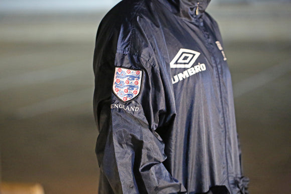 England 96 Euros Training Jacket