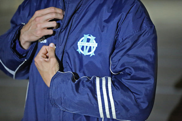 Olympique de Marseille 99/00 Winter Jacket