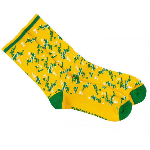 Norwich 92/94 Home Socks