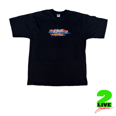 2LIVEFASHION RACING TEAM ''BANDANA P''  COLLABORATION WITH TONY FUTURA