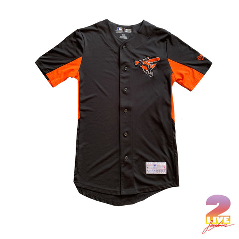 BALTIMORE ORIOLES MLB JERSEY
