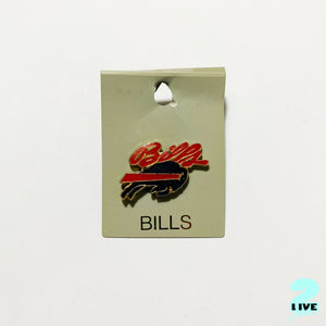90s NFL ''BUFALLO BILLS'' PIN